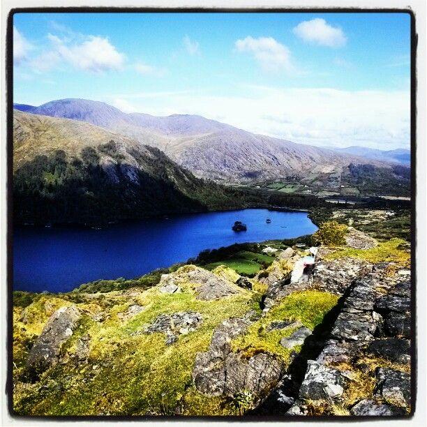 Healy Pass. Wild and beautiful Ireland