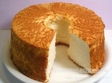 масляный бисквит рецепт онлайн