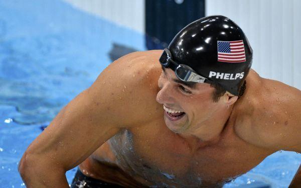Michael Phelps sigue haciendo historia: ganó el oro en los 100 m mariposa