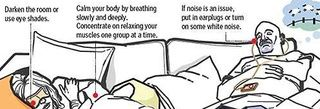 Cheat Sheet for Power Naps