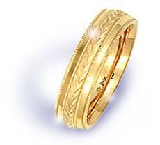 Argolla Oro Amarillo 50