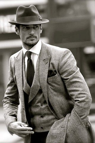 #DavidGandy LC:M and The Blue Steel Appeal  Blog Post  24 January 2013