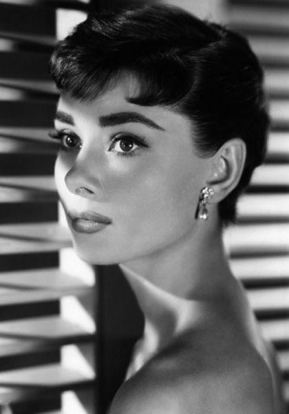 In foto Audrey Hepburn