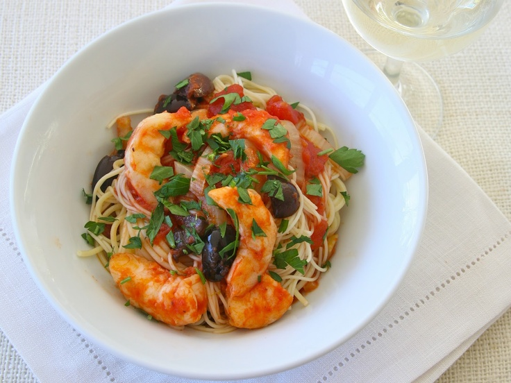 Cooking Lessons: Balance the scales with a quick angel hair shrimp pasta dish