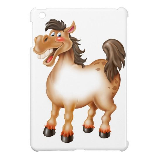 Happy Chinse New Year, year of the horse iPad Mini Cover