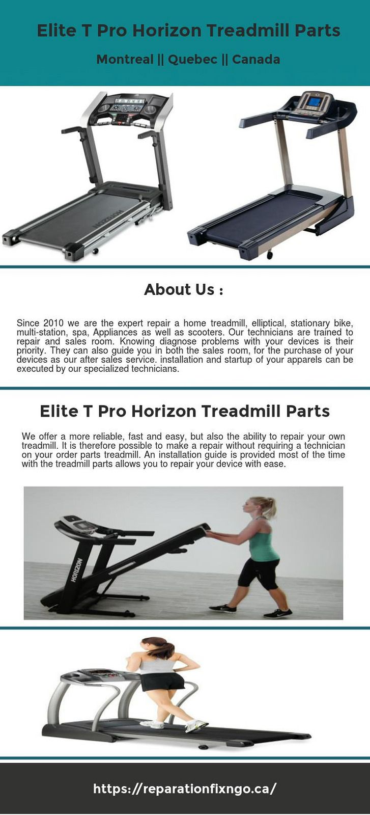 https://flic.kr/p/NWbyG1 | Latest Model Of Elite T Pro Horizon Treadmill Parts In Montreal | We are a leading in providing the latest model of Elite T Pro horizon treadmill parts in Montreal and we can also repair all types of fitness equipments of any brand. Our technicians are well trained to repair any kind of equipment fast.
