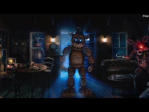 Five Nights At Freddy S Ar Special Delivery Official