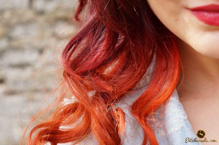 Cabelo Preto ao Vermelho com Anilina Post no ar!  Ficou longo longo, mas qualquer dúvida to sempre a disposição!    Espero que gostem e não esqueçam de dar like, deu trabalho viu? #tobemcaradepauhoje haha  Cabelo Preto ao Vermelho  Só clicar: http://www.estabanada.com/sempre-linda/cabelos/cabelo-preto-ao-vermelho-com