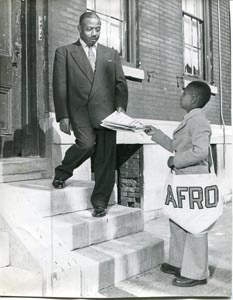 """Growing Up AFRO: Snapshots of Black Childhood from the Afro-American Newspapers"" The Reginald F. Lewis Museum of Maryland African American History & Culture - Baltimore"