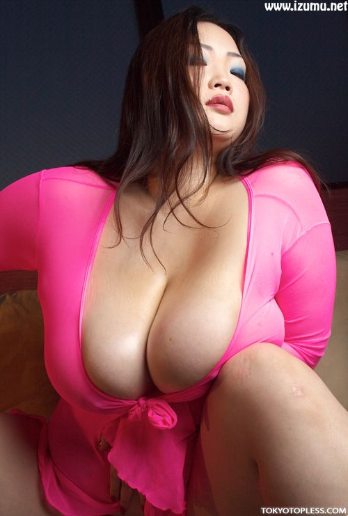 Big busty asians topless