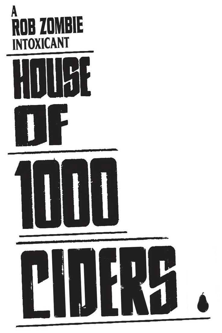 Undead Wine - House of 1000 Ciders - Pear