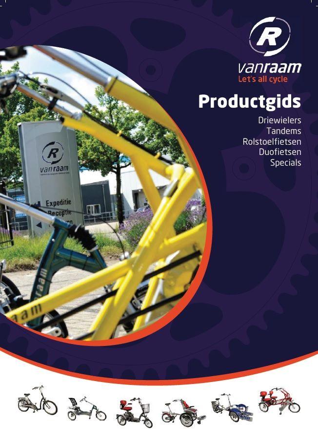 Productgids Van Raam Fietsen Folder Aangepaste Fietsen