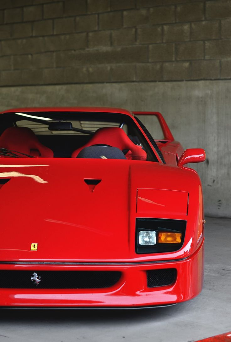 best 25 ferrari f40 ideas on pinterest ferrari driving. Black Bedroom Furniture Sets. Home Design Ideas
