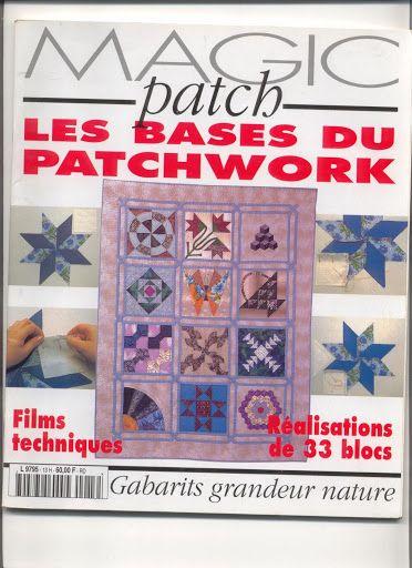 les base du patchwork - Véro D - Picasa Albums Web