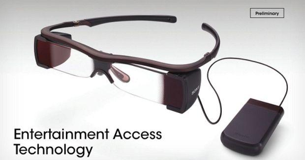 Sony cria óculos que exibe legendas em filmes para deficientes auditivos