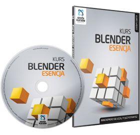 Kurs Blender esencja http://strefakursow.pl/kursy/cad_3d/kurs_blender_esencja.html