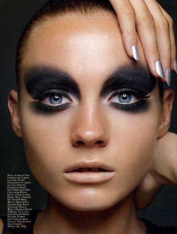 Make up - Carole Lasnier