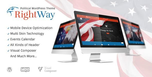Download Right Way|Political WordPress Theme