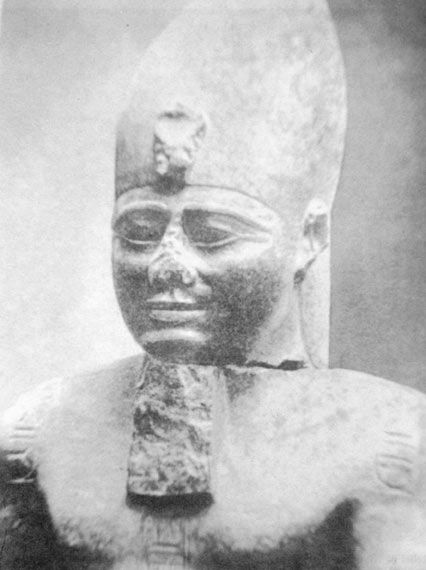Pharaoh Amenemhet I – Founder of the Songhai Empire of West Africa                                                                                                                                                                                 More