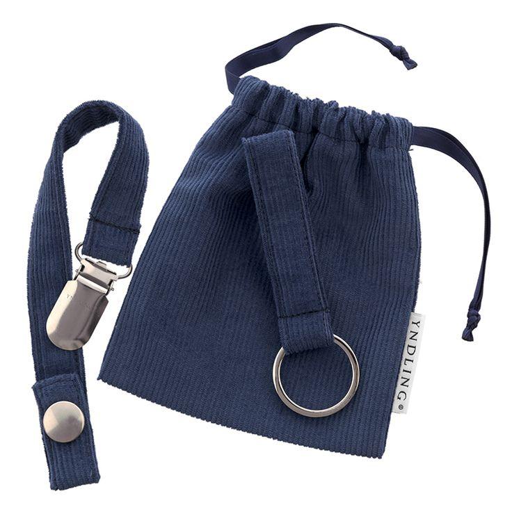 Yndlingsknippet - Knippesett Marine. Nyhet for din baby! Dåpsgave i sølv - babyens eget nøkkelknippe.