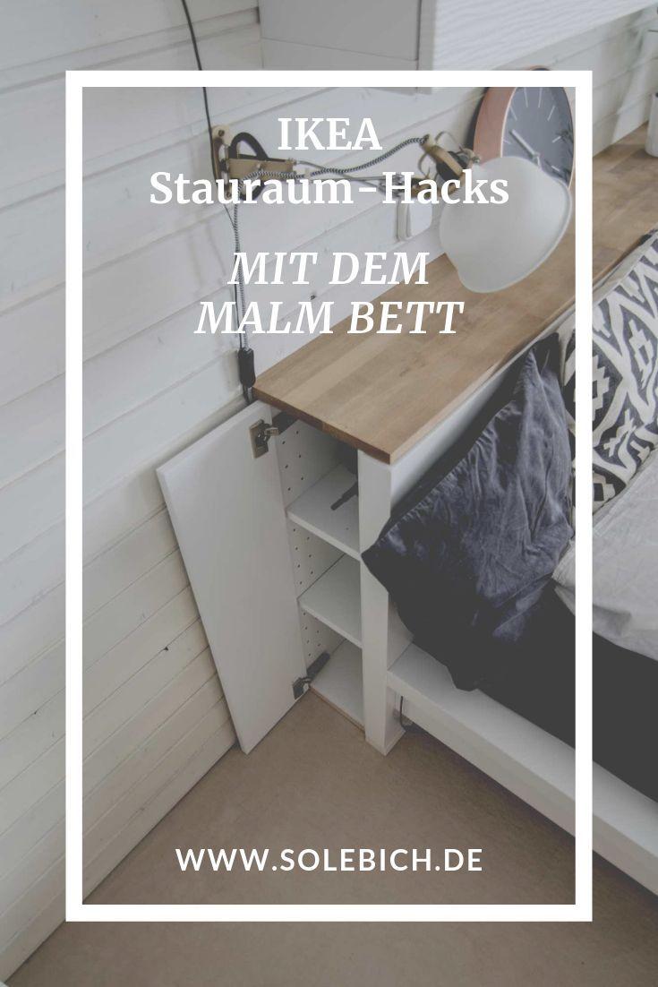 6 IKEA-Stauraum-Hacks! Foto: Jackie Daehn vom Blog jax designs #solebich #ikea …