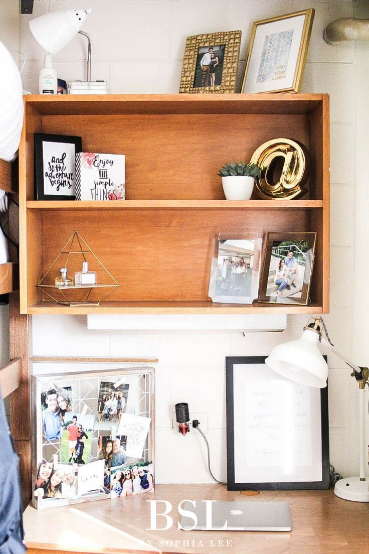 Genius Ways To Organize Your Dorm That Will Change Your Life Dorms Decor Dorm And College