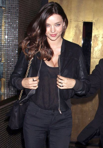 Miranda Kerr at the Sunshine Theater