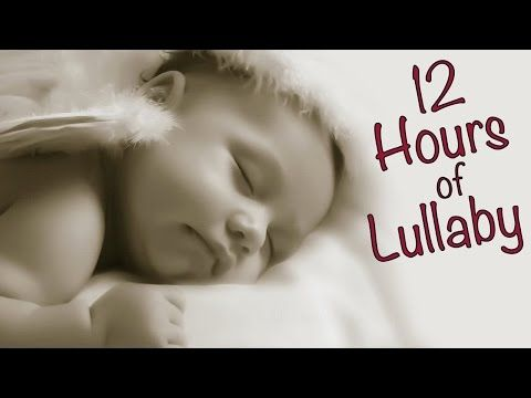 ♫ 12 HOURS of Peaceful Lullabies for Babies to Go to Sleep ♫ Brahms Lullaby ♫ Baby Sleep Music - YouTube