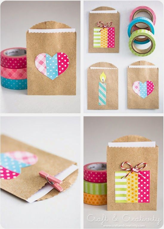 20 Washi Tape Tutorials - UCreate