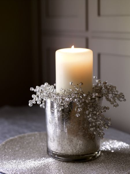 candle in mercury glass...surround with seasonal greens  ᘡℓvᘠ□☆□ ❉ღϠ□☆□ ₡ღ✻↞❁✦彡●⊱❊⊰✦❁ ڿڰۣ❁ ℓα-ℓα-ℓα вσηηє νιє ♡༺✿༻♡·✳︎· ❀‿ ❀ ·✳︎· TUE DEC 20, 2016 ✨ gυяυ ✤ॐ ✧⚜✧ ❦♥⭐♢∘❃♦♡❊ нανє α ηι¢є ∂αу ❊ღ༺✿༻✨♥♫ ~*~ ♪♕✫❁✦⊱❊⊰●彡✦❁↠ ஜℓvஜ