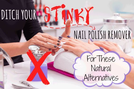 Safe Nail Polish Remover Alternatives Without the Fumes