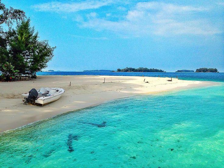 Camp Pulau Perak, Kepulauan 1000