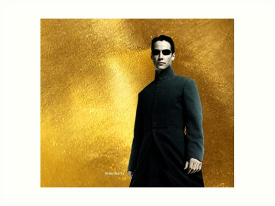 Buy 'Keanu Reeves in Matrix Reloaded' by VanyssaGraphics as a T-Shirt, Classic T-Shirt, Tri-blend T-Shirt, Lightweight Hoodie, Women's Fitted Scoop T-Shirt, Women's Fitted V-Neck T-Shirt, Women's Relaxed Fit T-Shirt, Graphic T-Shirt, Women...