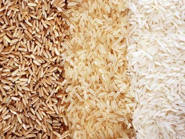 ข าวกล อง ด กว า ข าวขาว อย างไร Kaijeaw Com Parboiled Rice Brown Rice Rice Varieties