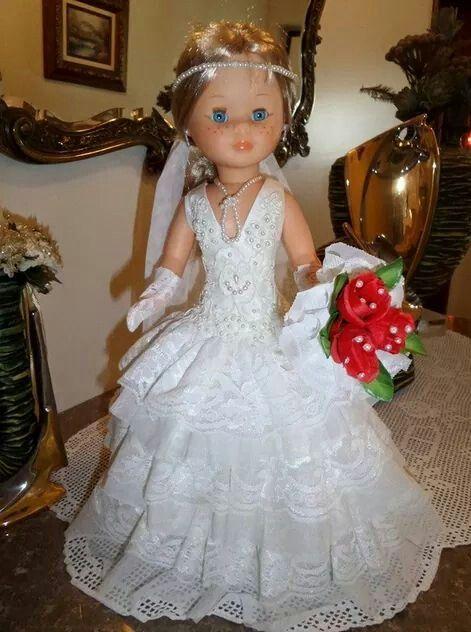 Nancy de boda