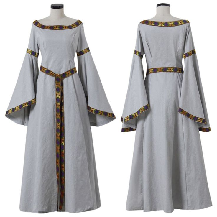 >> Click to Buy << Women's Renaissance Medieval Irish Costume Dress Ball Gown Adult Fantasy Fance Party Dress Cosplay Costume #Affiliate