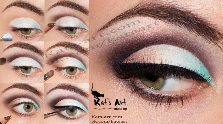 Школа макияжа Кати Махлай