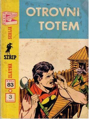 Zagor   Otrovni totem  ( Ceo strip u boji )
