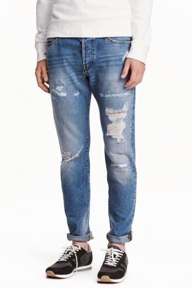 Slim Tapered Regular Jeans | H&M