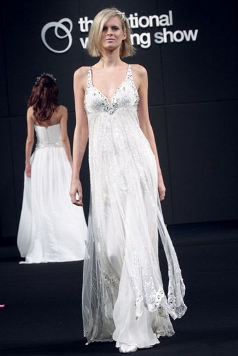 1000 ideas about straight wedding dresses on pinterest for Wedding dresses second time around brides