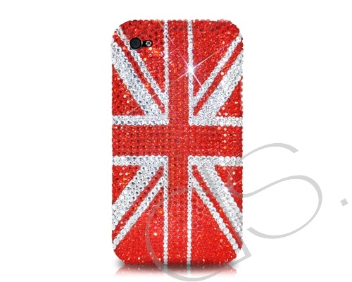 Mini Coper Bling Swarovski Crystal Phone Case - Red  #swarovski http://www.dsstyles.com/iphone-5-cases/swarovski-series-mini-coper-swarovski-crystal-phone-case-red.html?src=pinterest