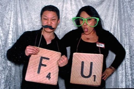 Diy scrabble piece costumes super easy to make and wear for Diy scrabble costume