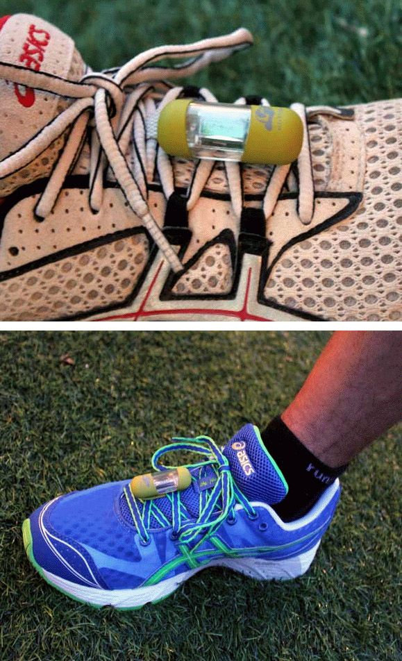 This Gadget Knows When to Replace Your Running Shoes