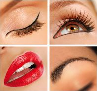 Permanent make up...for whatever your need is.  re pinterest by loolye labat