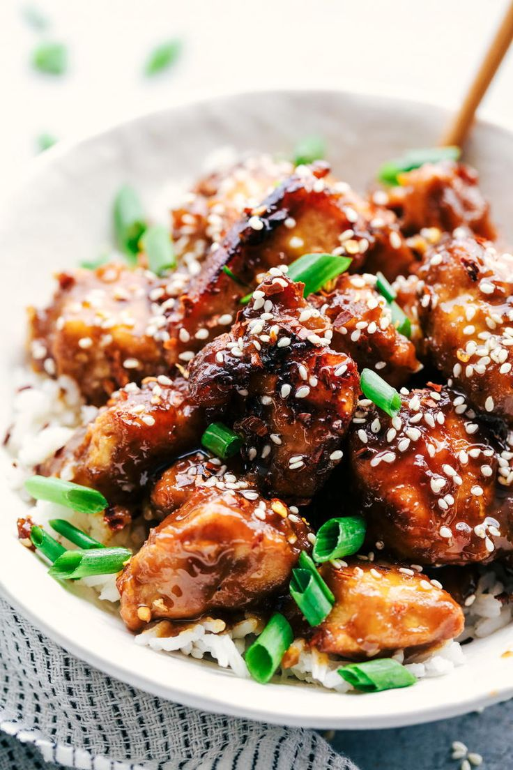 If you love the flavors of General Tsao's Chicken, you're going to go crazy for this version that allows you to effortlessly cook the dish in your slow cooker. In just 4-6 hours, this Dump & Go General Tsao's Chicken dish comes together on its own.