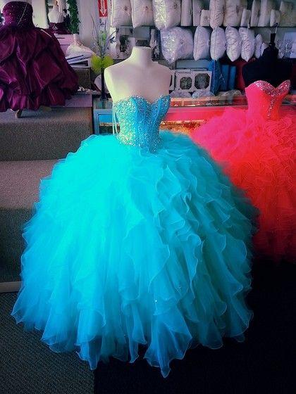 Quinceanera dresses san antonio vestidos de años