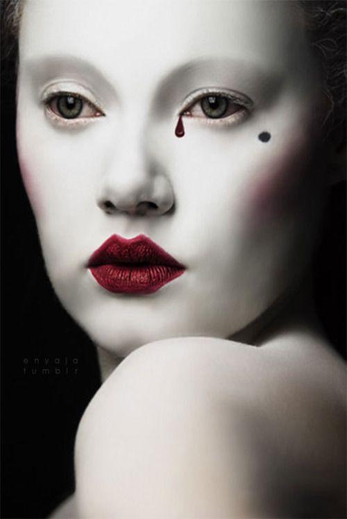 Lèvres rouges
