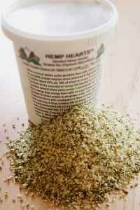 Every cell in the human body requires nourishment every morning with proteins, enzymes, essential fats, vitamins and minerals--not sugars and starches. In fact, protein is by far our most important nutrient--so important that human hunger is actually a mechanism to tell us when we need more protein. Laboratory tests prove that Hemp Hearts, shelled hemp seeds, are a much better source of protein than milk or meat and a much better source of essential fats than fish.