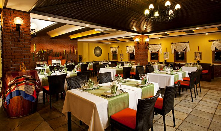 La Cocina a la carte #restaurant: savour the best #Mexican dishes along with unique styke of service.