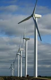 global wind turbine out put more than quadrupled fro, 2000 to 2006. At the end of last year, global capacity was more than 70,000 megawatts. a single megawatt is enough electricity to power about 250 homes.